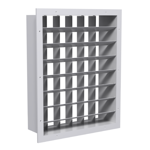 Industrial Supply Grille