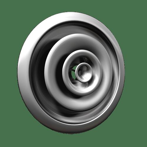 Round Cone Diffuser