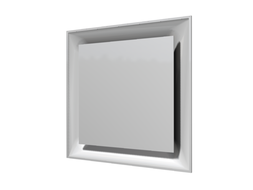square plaque diffuser