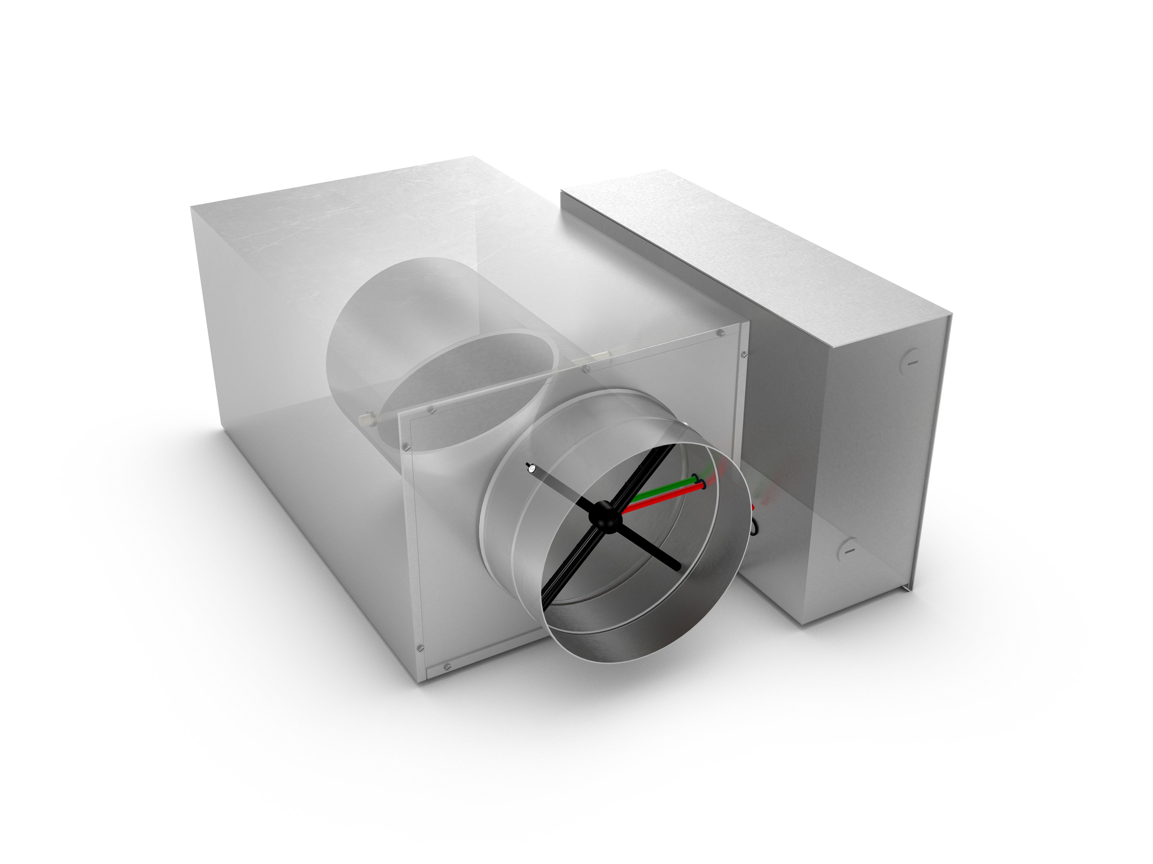SDV cutaway - render
